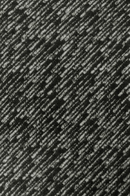 GIBOULEE 2554 DARK GREY OFF WHITE DETAIL