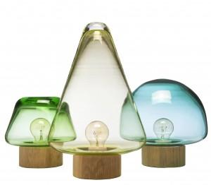 Skog design lamps